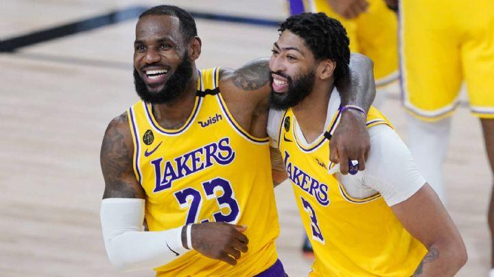 ¡Por el big three! Lakers preparan movimiento para fichar a otra estrella de la NBA