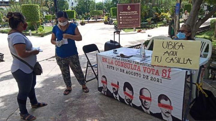 Hermosillo: Ciudadanos muestran poco interés por participar en la consulta popular