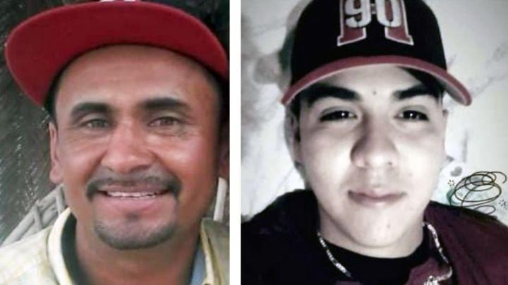 Doble desaparición: Buscan a Alberto y a Ramón Camilo, desaparecidos en Ciudad Obregón