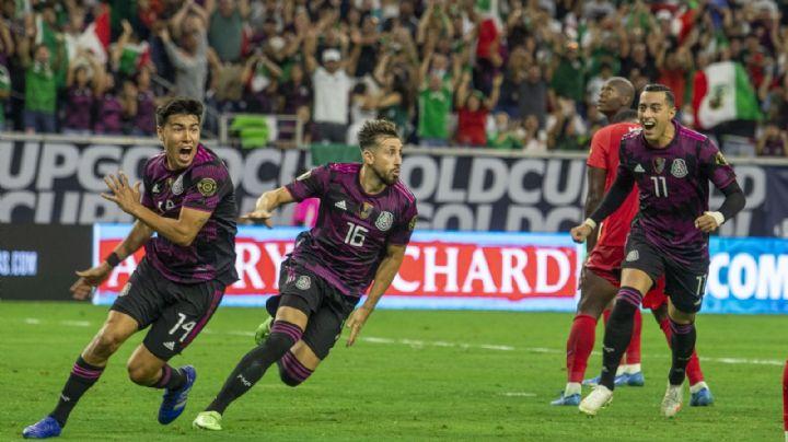 ¡Vaya manera de sufrir! México consigue agónica victoria y va a la final de la Copa Oro