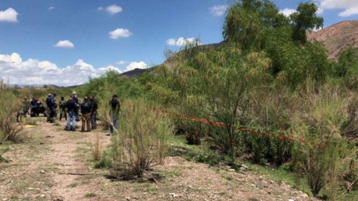Encuentran un cadáver putrefacto en río Sacramento; podría tratarse de una rarámuri
