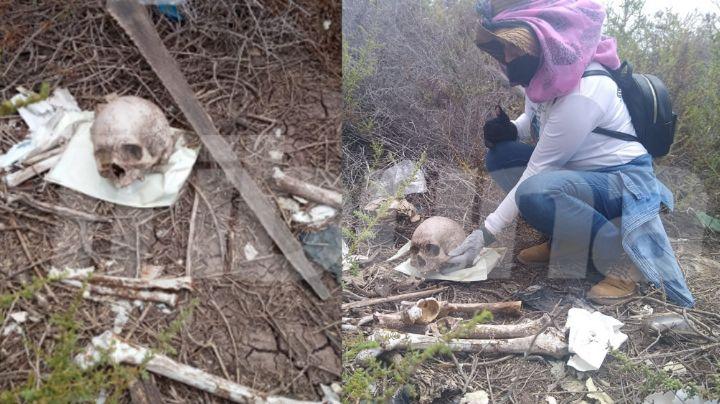 Madres Buscadoras hallan restos en predio; sería Manuel Almada, desaparecido desde hace 10 meses