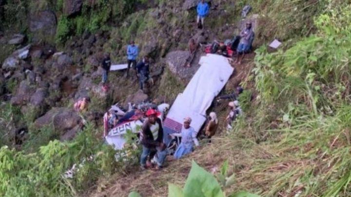 Avión privado se desploma en Haití; viajaban 6 personas y nadie sobrevivió