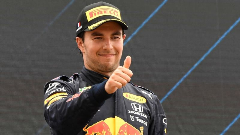 Sergio 'Checo' Pérez largará desde la tercera posición en el Gran Premio de Austria