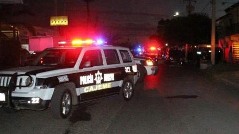 Salió a comprar y acabó acribillada: Dan balazo en el cuello a joven de 22 años en Ciudad Obregón