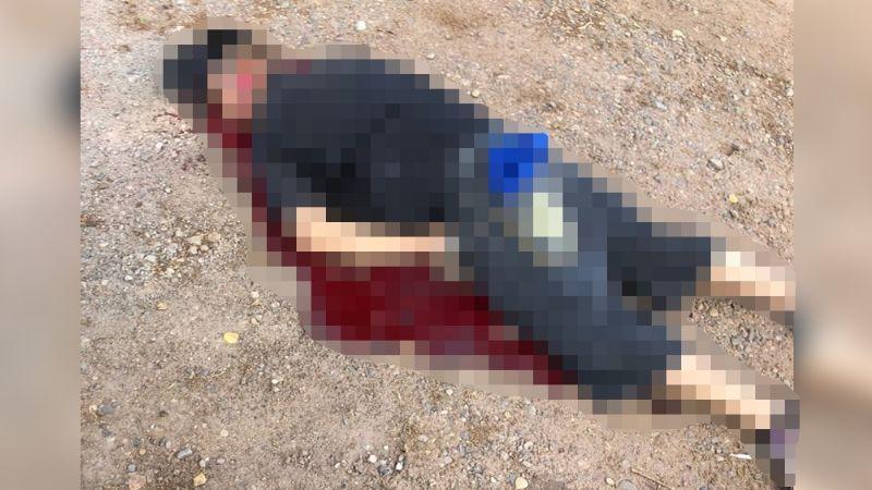 Encuentran a hombre sin vida en terreno baldío de Cajeme; le dieron el tiro de gracia