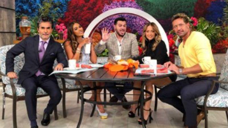 La familia de Televisa crece: Famosa conductora del programa 'Hoy' estaría embarazada