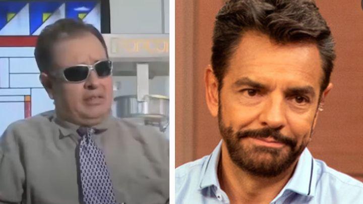 """Devastado, Eugenio Derbez aparece en 'Hoy' y reacciona a muerte de Sammy Pérez: """"Era un ser de luz"""""""