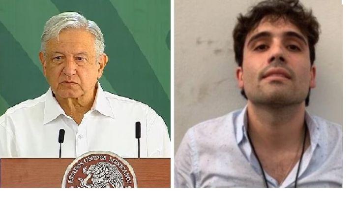 AMLO recuerda la polémica liberación del hijo del 'Chapo', Ovidio Guzmán, en 2019 y dice esto