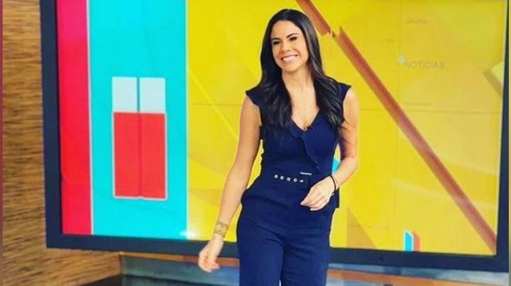 """""""Lo que dejó ir 'Zague'"""": Paola Rojas causa furor en Instagram al lucir minifalda desde Televisa"""