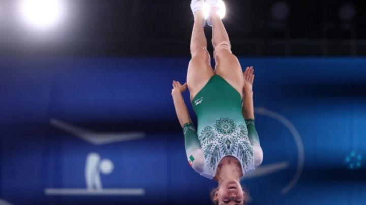 ¡Orgullo para México! Dafne Navarro arrasa en Tokio 2020 y pasa a la Final olímpica de trampolín