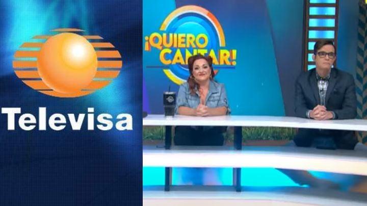 """¡Los humilló! Polémica actriz de Televisa llega a 'VLA' e insulta a conductores en vivo: """"Qué ch..."""""""