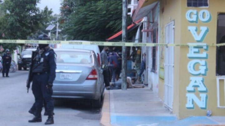 Sicarios abren fuego en una tortillería; dejan una víctima fatal y tres heridos