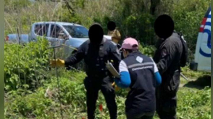 Macabro hallazgo: Al interior de una fosa, localizan al menos 10 cuerpos