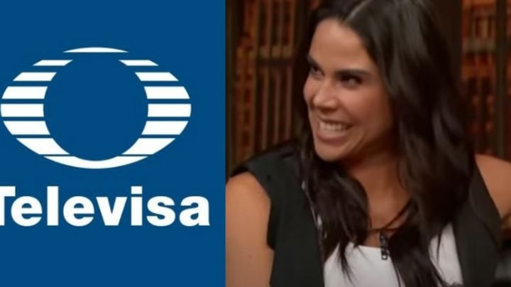 ¡A volar 'Zague'! Conductor de Televisa coquetea al aire con Paola Rojas ¿y se besan en vivo?