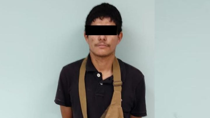 Ponen tras las rejas a Jesús Alonso por vender marihuana en calles de Ciudad Obregón