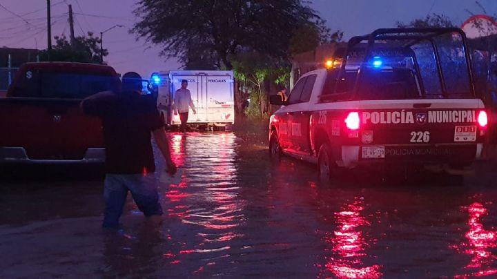 Tragedia en Hermosillo: Tras lluvias, Diana se electrocuta y muere; tenía solo 18 años