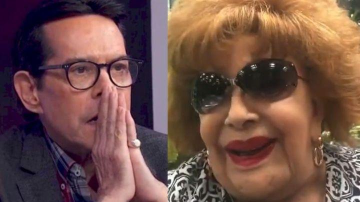 """Pepillo reporta complicaciones de salud de Silvia Pinal y así reaparece: """"Aquí su vedette favorita"""""""