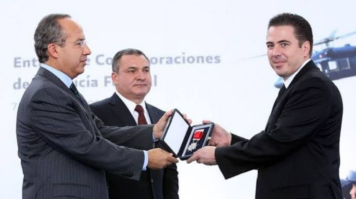 Por tortura en caso Florence Cassez, detienen a Cárdenas Palomino, excolaborador de García Luna