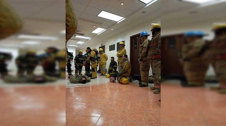 Bomberos del Valle del Yaqui celebran a lo grande por sus 72 años de servicio