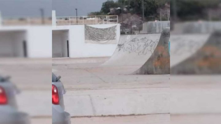 Despiertan Guaymas, Empalme y San Carlos con mantas que atemorizan a la ciudadanía