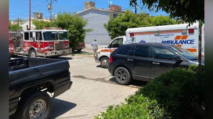 Localizan el cadáver de una mujer dentro de un domicilio en Mazatlán; colgaba con una soga en el cuello