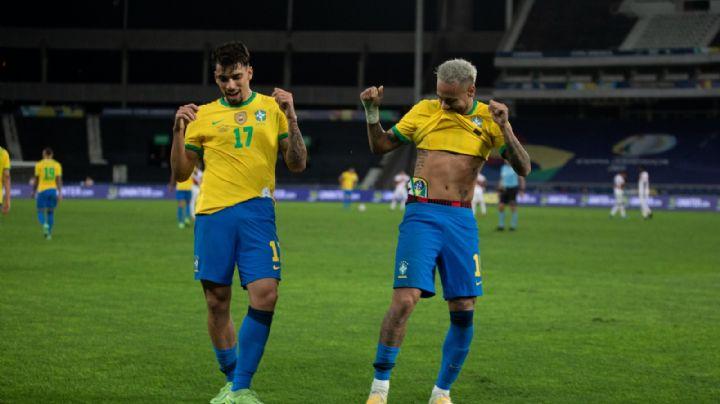 Brasil gana por la mínima contra Perú y se mete a la Final de Copa América