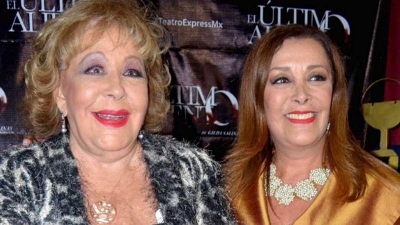 En 'Hoy', Sylvia Pasquel revela que afección cardíaca que hospitalizó a Silvia Pinal
