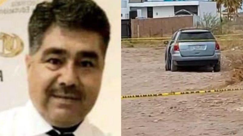 A sangre fría: Identifican a hombre ejecutado a tiros en San Carlos; era maestro del CBTIS 40