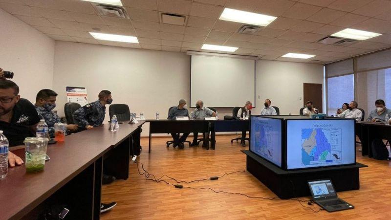 Autoridades anuncian el programa de Siembra de nubes en el estado de Sonora