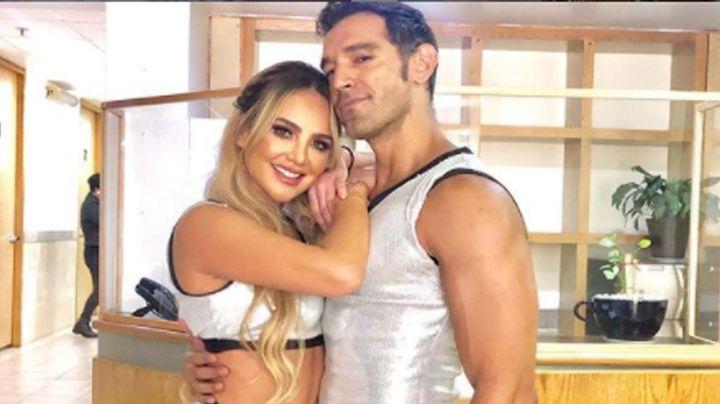 Drama en Televisa: Raúl Coronado se come a besos a Ximena Córdoba en público; él es casado y con hijo
