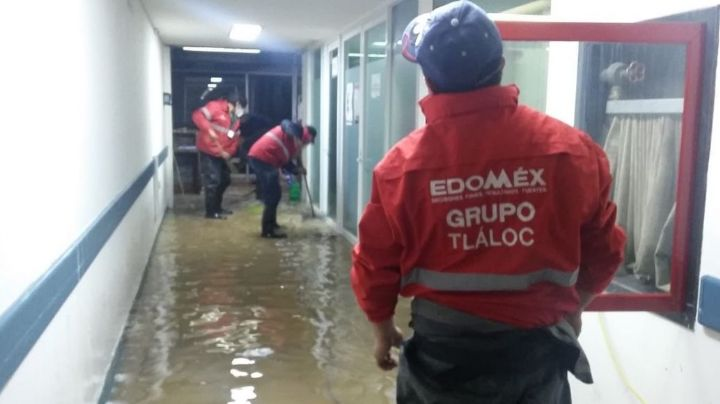 VIDEO: Tras terrible inundación en nosocomio, médicos se movilizan; recién nacidos peligraban