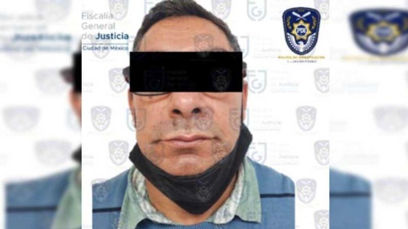 Detienen a presunto depredador sexual en la CDMX; habría abusado de un menor de 12 años