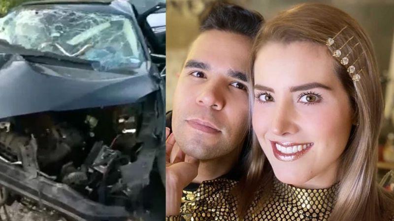 En 'Ventaneando', Emir Pabón muestra por primera vez las heridas de su rostro tras brutal accidente