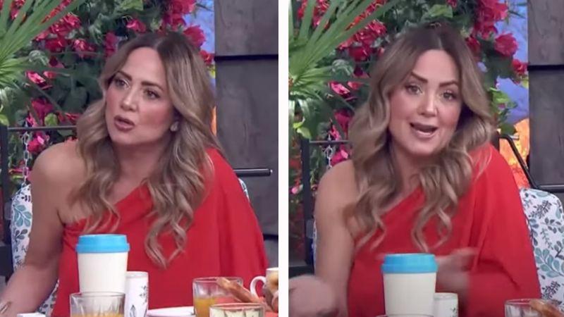 """¡Tensión! Andrea Legarreta enfurece en vivo en 'Hoy' y ¿renuncia a Televisa?: """"Vayan a terapia"""""""
