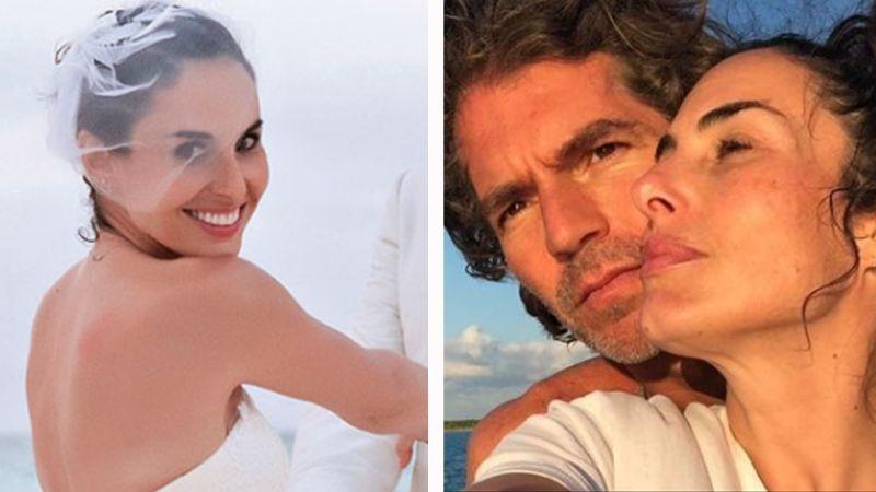 Ana Serradilla, actriz de Televisa, revela que se casó en secreto ¡con hombre acusado de violento!
