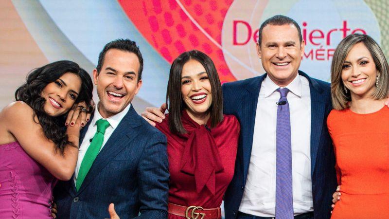¡Tragedia en Univisión! La televisión está de luto: Muere querido integrante de 'Despierta América'