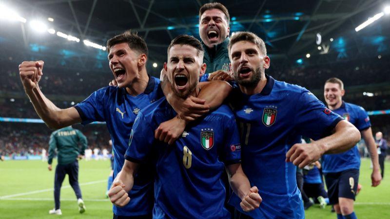 'La Furia' de España no fue suficiente; Italia es finalista de la Eurocopa 2020