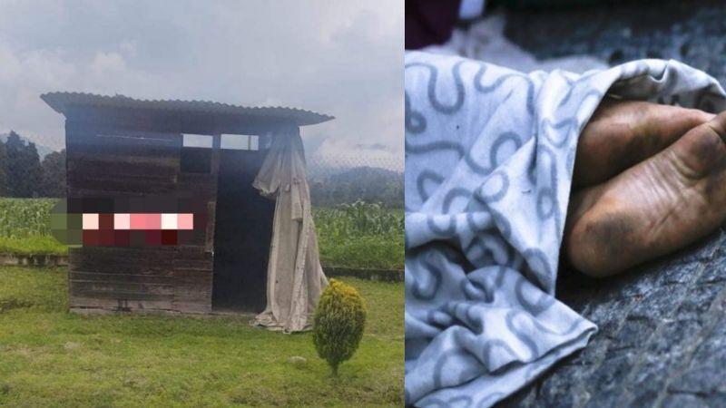 FUERTES IMÁGENES: Golpean y matan a Angélica de 7 años; la hallan degollada en cabaña de su abuelo