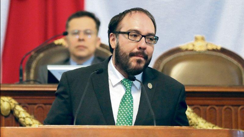 Mesa Directiva de la Cámara de Diputados echa para atrás desafuero de Mauricio Toledo