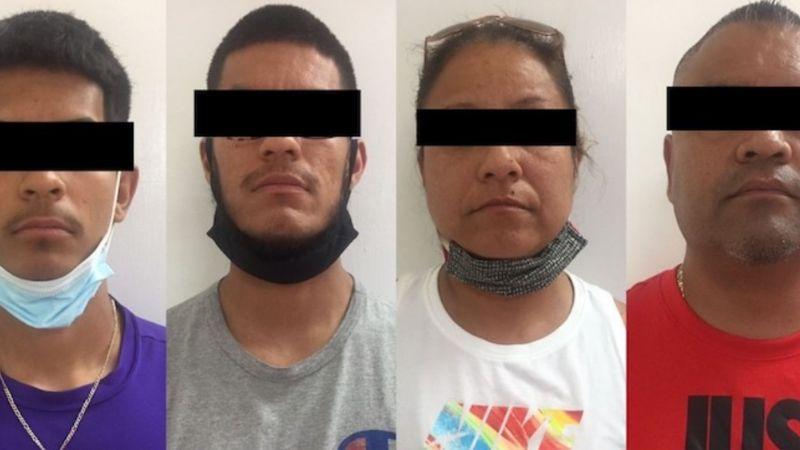Caen cuatro personas en frontera de Sonora; transportaban 200 cartuchos para arma de fuego
