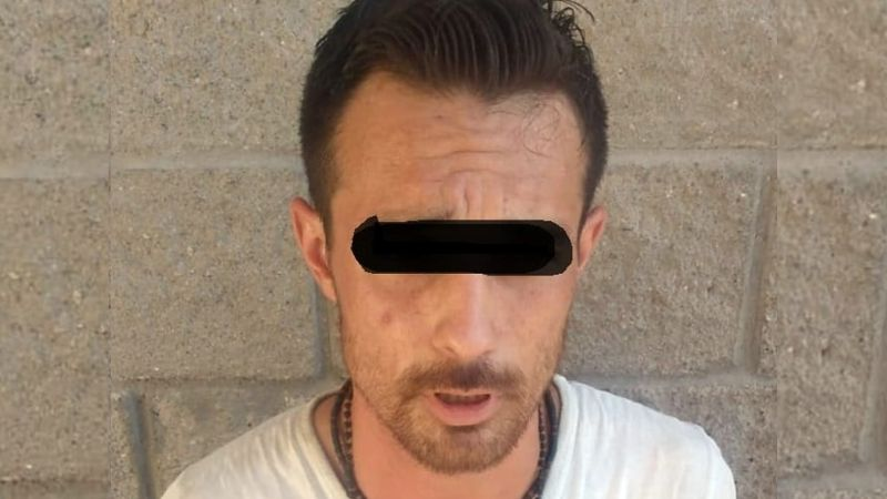 Cae Karlos Miguel en San Luis Río Colorado; tenía orden de aprehensión por narcomenudeo