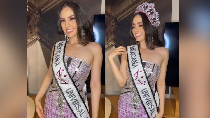 Andrea Meza corona a la sinaloense Débora Hallal como Mexicana Universal; irá a Miss Universo 2021
