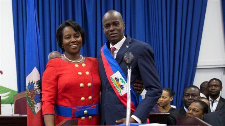 Asesinato del presidente de Haití, Jovenel Moïse: Este es el estado de salud de la primera dama