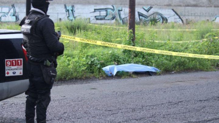 Automovilistas reportan un cadáver golpeado en la autopista México-Puebla