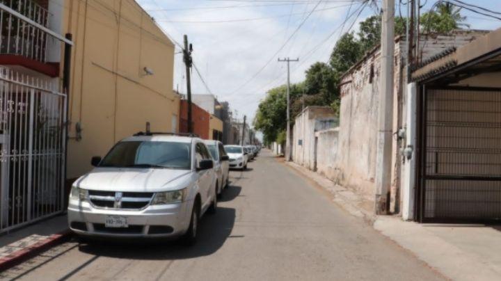 Ciudadanos denuncian falta de alumbrado público en callejones de Cajeme