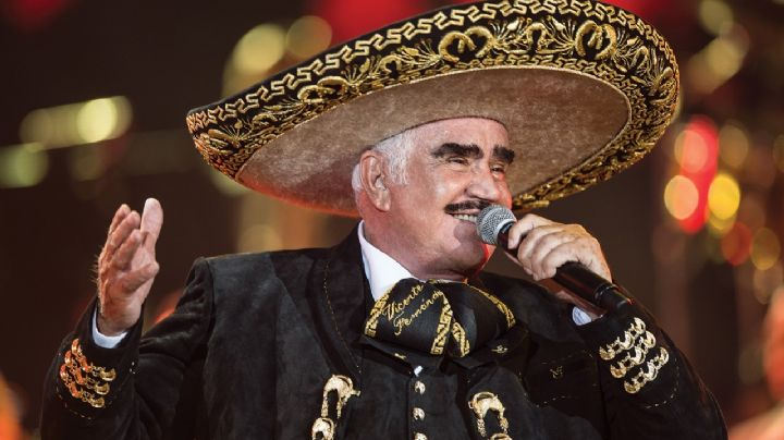 ¡Adiós a una leyenda! Gustavo Adolfo Infante destapa en vivo grave noticia sobre Vicente Fernández
