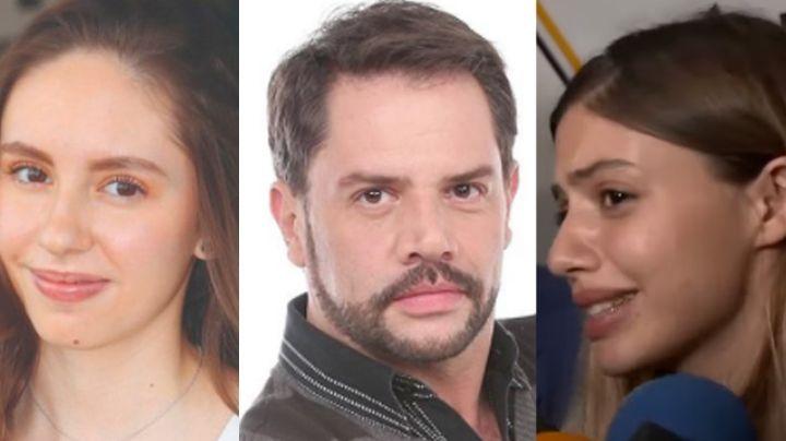 Hija de Héctor Parra aparece devastada en 'Hoy' y llora porque pasará su cumpleaños en prisión