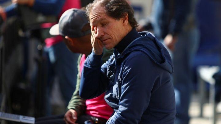 Jaime Ordiales termina su siclo y deja de ser director deportivo de Cruz Azul