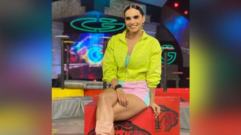 """Tania Rincón deja en shock a Televisa la lucir su vestido más coqueto en 'Guerreros 2021': """"Diosa"""""""